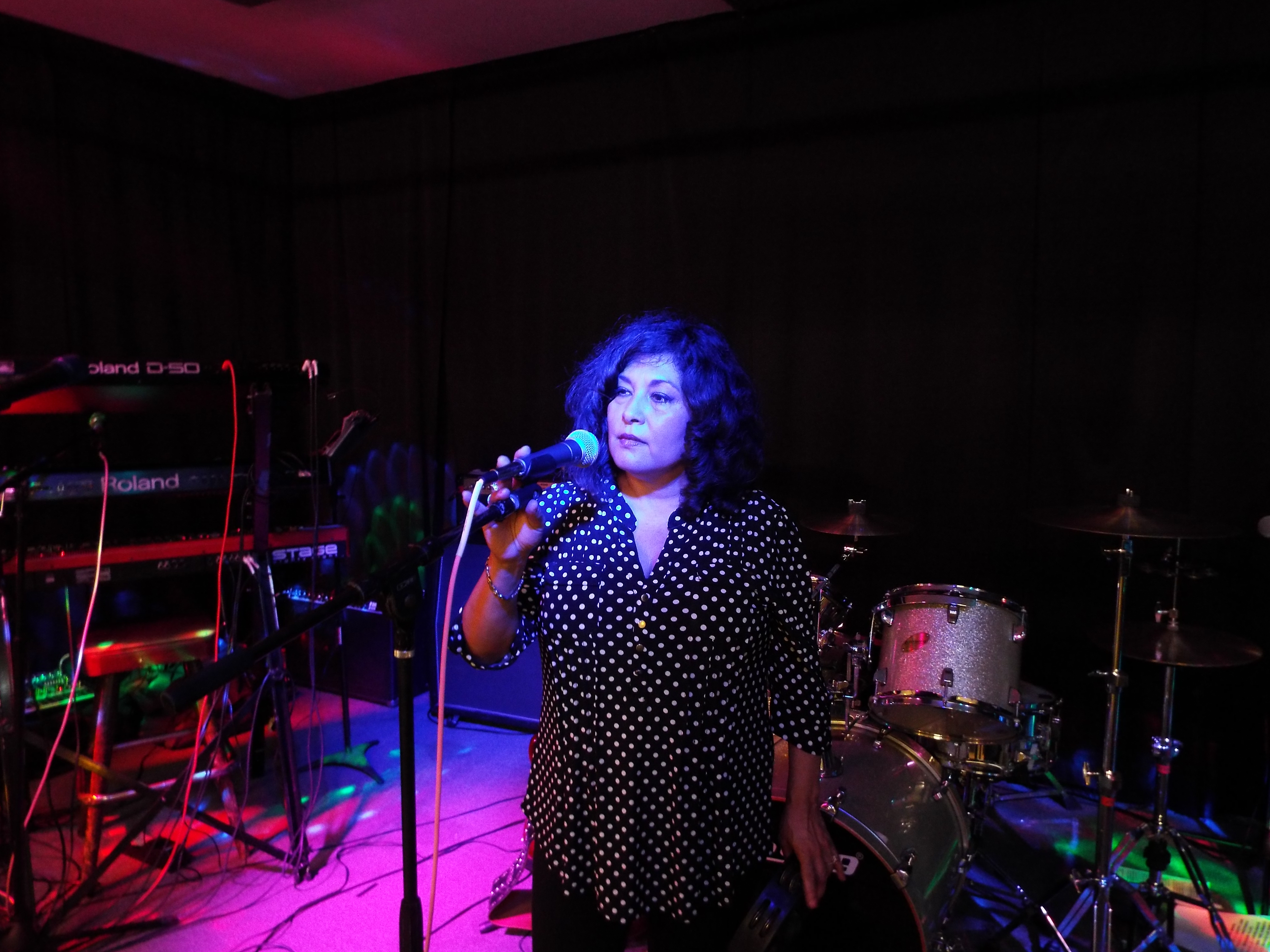 IRMA MALDONADO / LEAD VOCALS